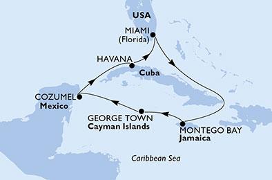 crociera-caraibi-msc-armonia